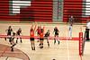 Girls Varsity Volleyball - 10/23/12/2012 Crossover Quad (Seniors Night)