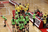 10/21/2013 Volley Against Violence (Girls Varsity Volleyball, Boys Football, Teaching Staff)