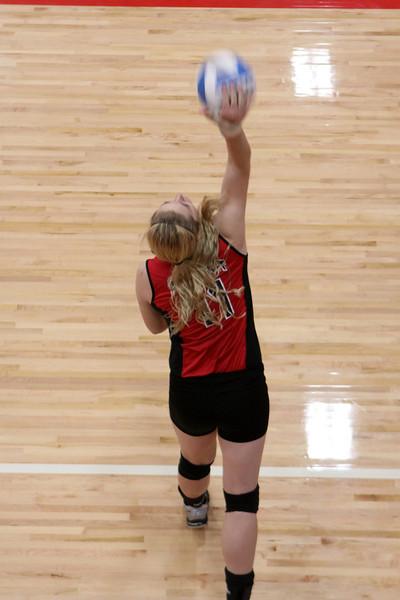Girls Varsity Volleyball - 10/26/2013 Fruitport