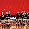 Girls Varsity Volleyball - 10/30/2014 Quad (Seniors Night)