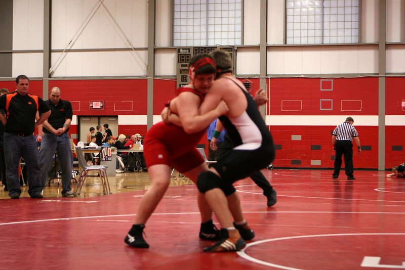 Wrestling - 1/27/2010 League (Parent's Night)