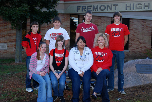September 2008 - Student of the Month