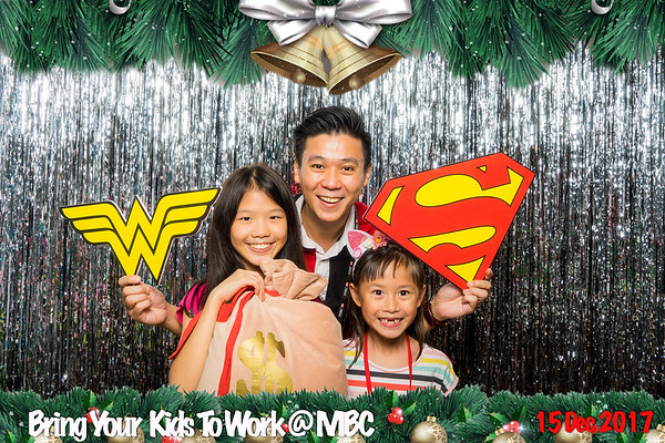 HSBC - Bring Your Kids To Work @ MBC