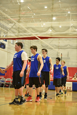 HSE Mens Volleyball