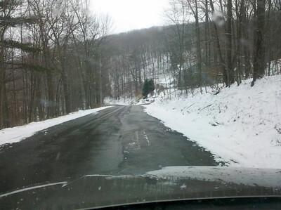 Roads Near Arnold Park