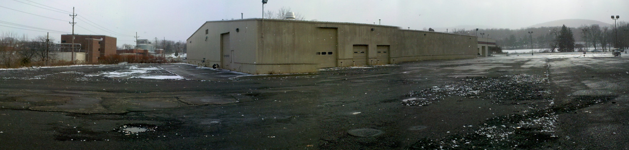 Vacant Dealership on Rt. 434