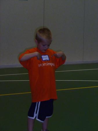 Highland Square Basketball Clinic 2012