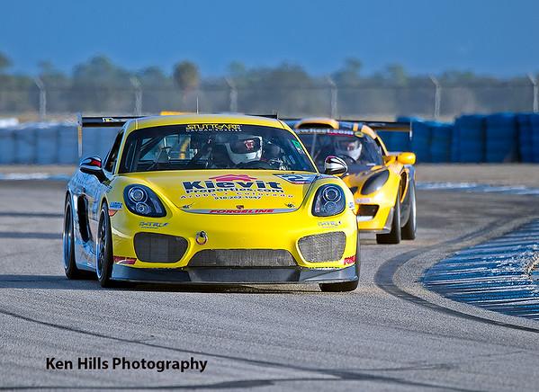HSR Sebring Races - December 5 - 7, 2014