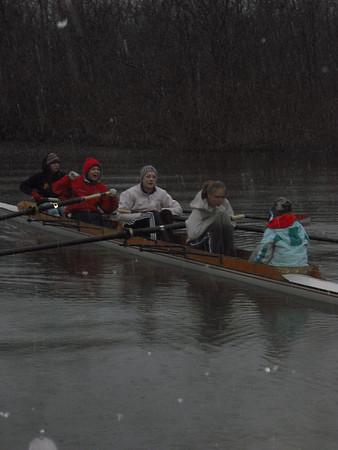 2011 High School Rowing Begins