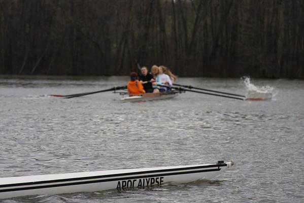2011 HS Practice Late April