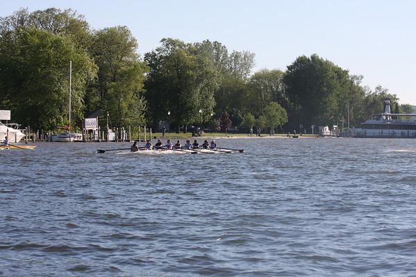 2011 Practice racing in lake 5-24