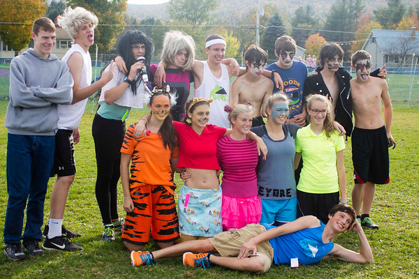2014 Fairfax Relays - Prerace/Costume Parade
