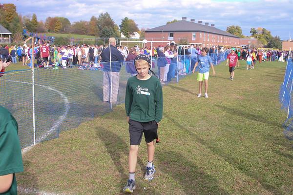 Fairfax Relays - Middle School - 10/6/15