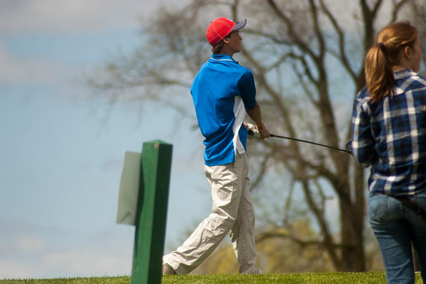 Milton Boys Golf at Champlain C.C. 5/11/11