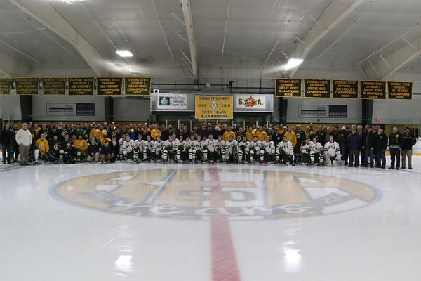 BFA Hockey 50th anniversary 2/23/19