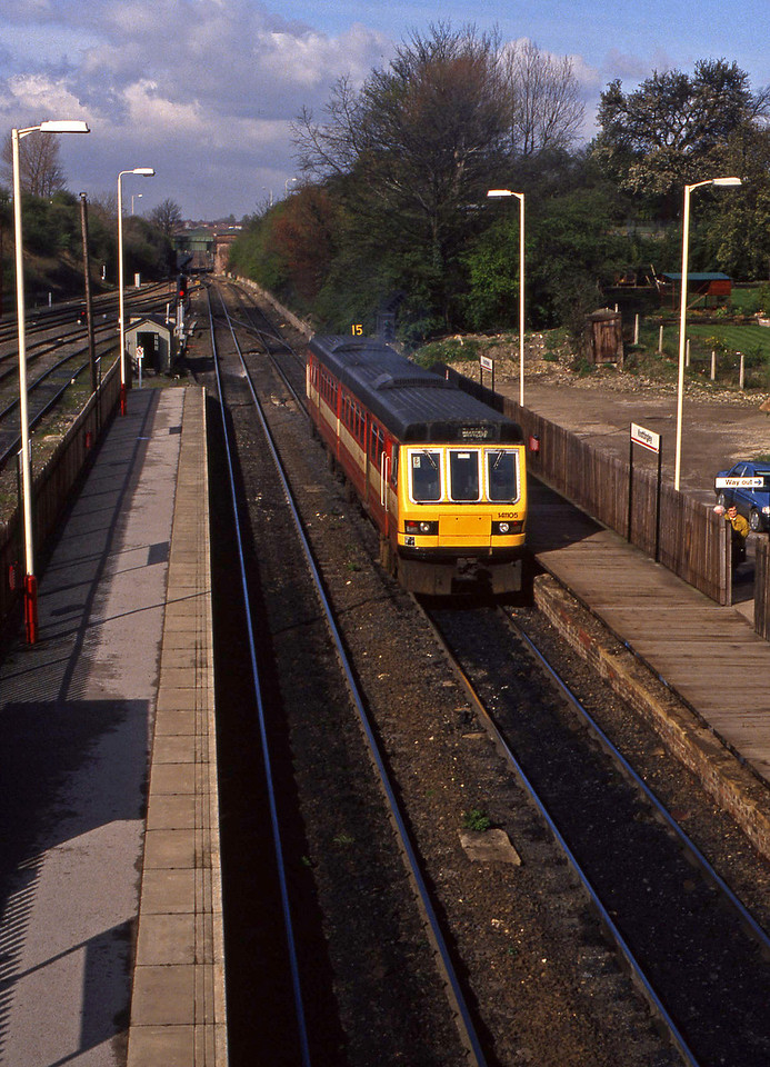 141105, Wakefield-bound, Knottingley, 6-4-94.