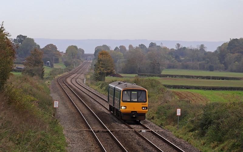 143625, 10.45 Cheltenham Spa-Maesteg, Churcham, near Gloucester, 29-10-19.