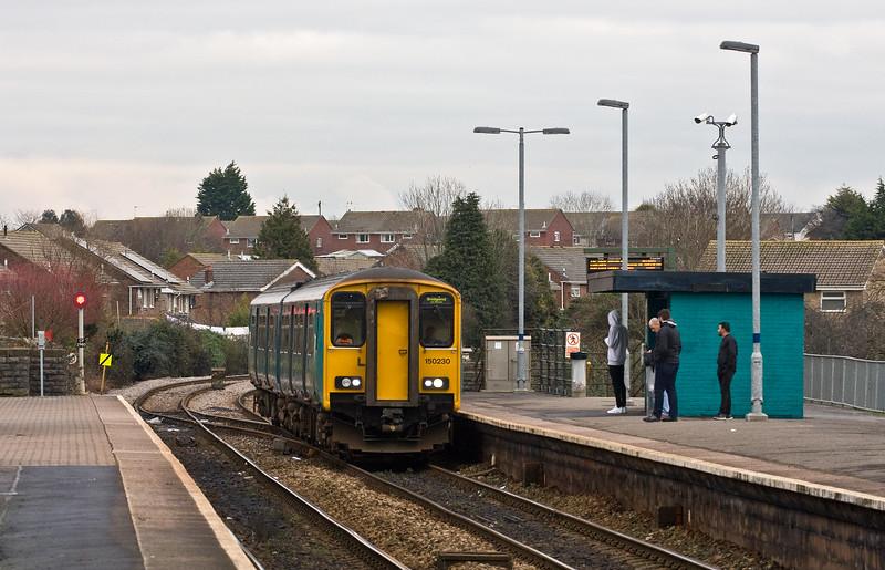 150230, 13.38 Merthyr Tydfil-Bridgend, Cadoxton, Barry, 8-2-17.
