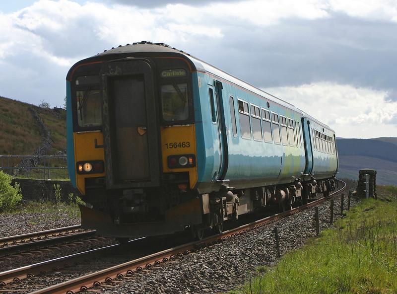 156463, Leeds-Carlisle, Garsdale, 17-5-05.