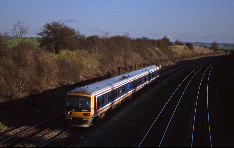 165103, down, South Moreton, near Didcot, 9-2-99.