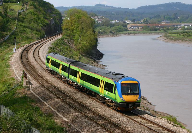 170510, Nottingham-Cardiff Central, Bulwark, Chepstow, 30-4-05.