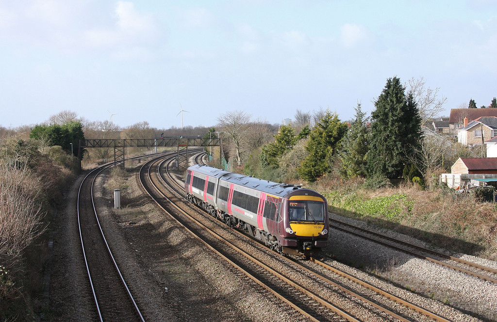 170519, 10.45 Cardiff Central-Nottingham, Magor, 30-1-13.