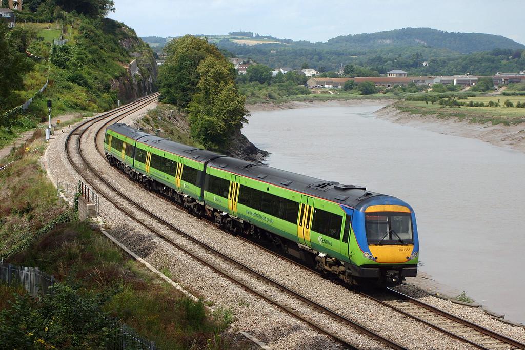 170633, Nottingham-Cardiff Central, Bulwark, Chepstow, 20-7-04.