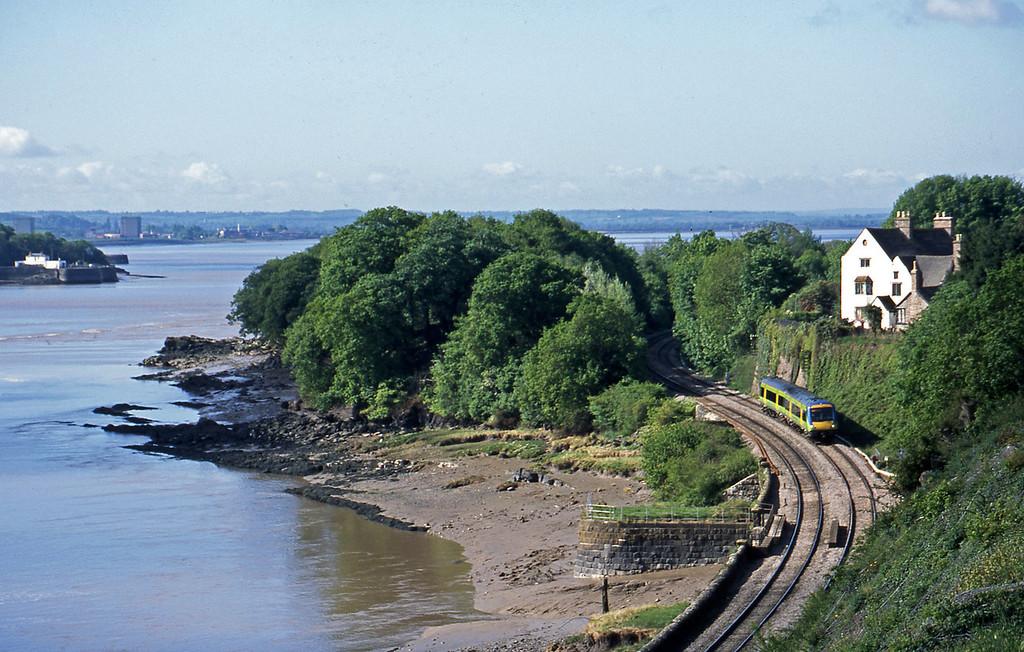 170514, 08.45 Cardiff Central-Nottingham, Purton, near Lydney, 6-5-03.