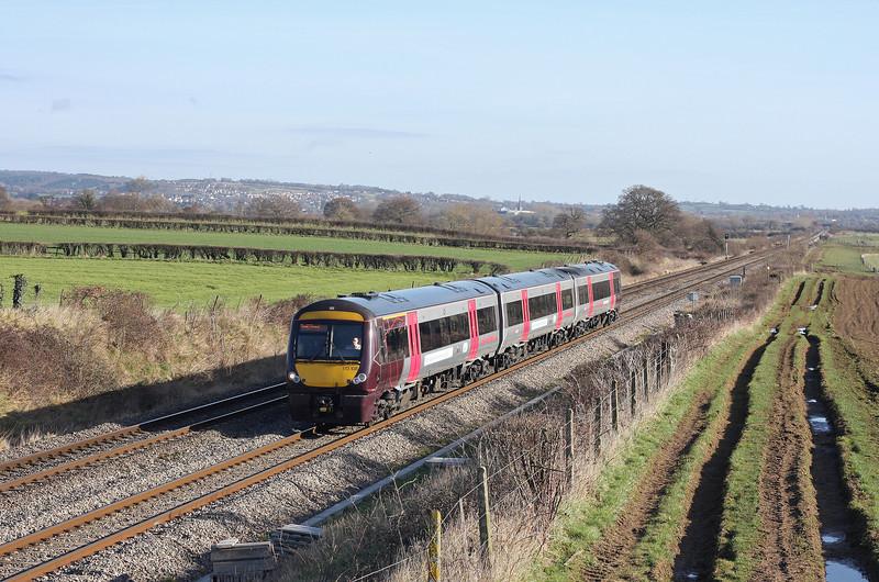 170108, Nottingham-Cardiff Central, Woolaston, near Lydney, 25-2-12.