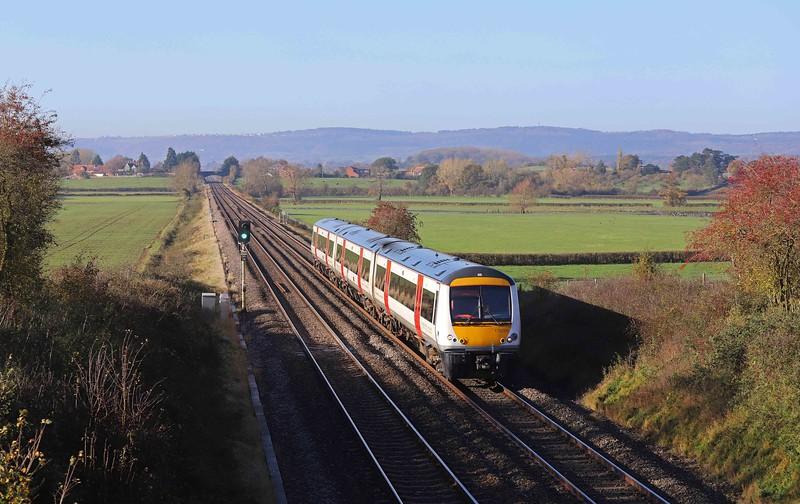 170205, 09.07 Cardiff Central-Gloucester, Churcham, near Gloucester, 4-11-20.