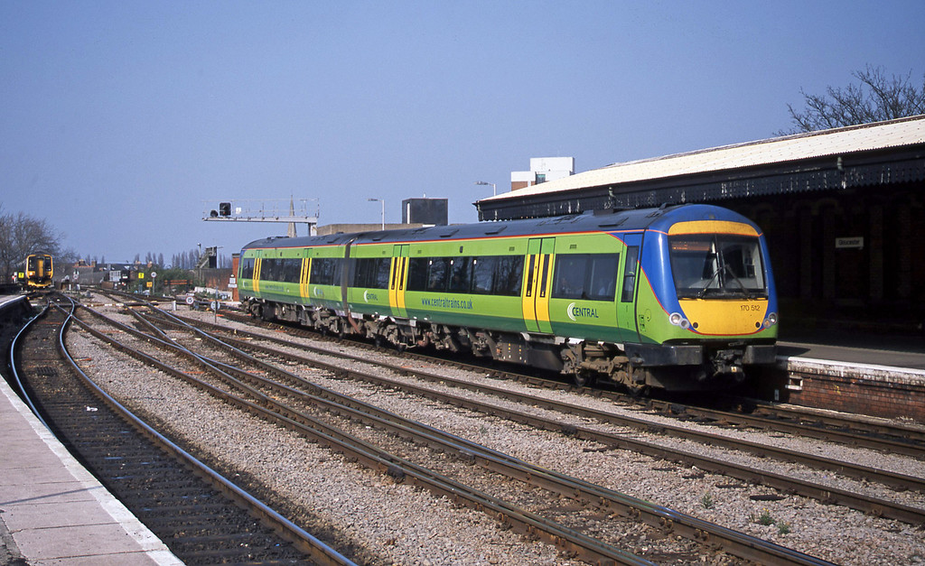 170512, Cardiff Central-Lincoln, Gloucester, 27-3-03.