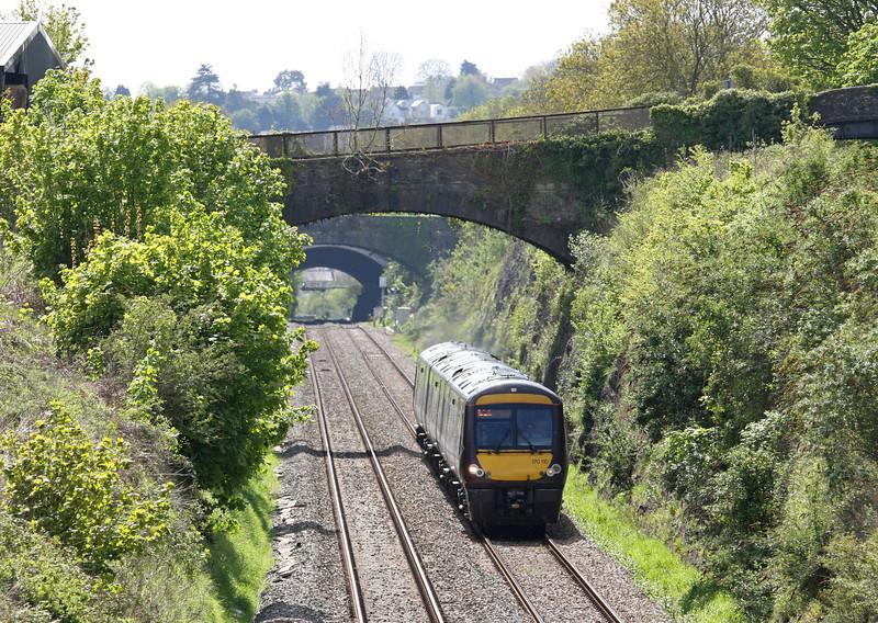 170110, 14.45 Cardiff Central-Nottingham, Sedbury Lane, Chepstow, 8-5-12.