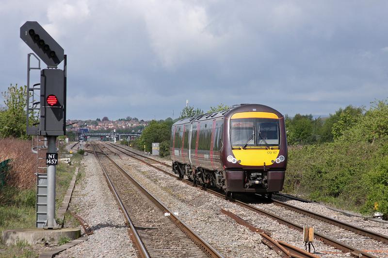 170117, 09.45 Cardiff Central-Nottingham, Caldicot, 8-5-12.