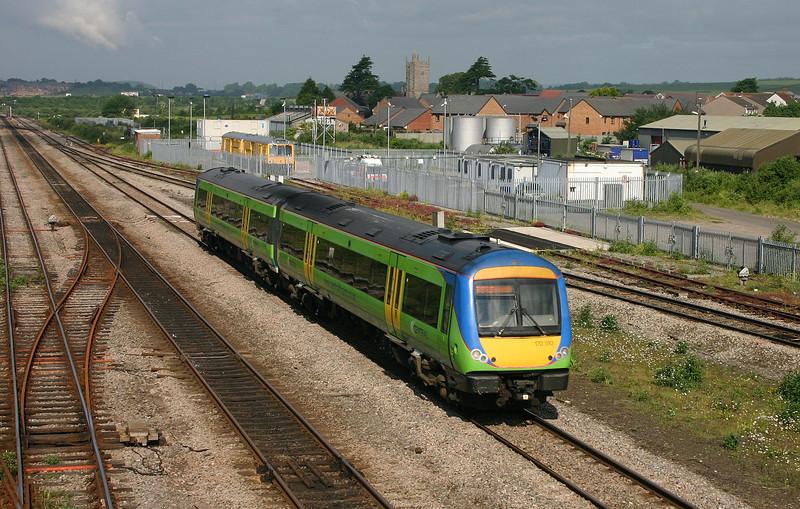 170510, 08.45 Cardiff Central-Nottingham, Severn Tunnel Junction, 5-6-04.