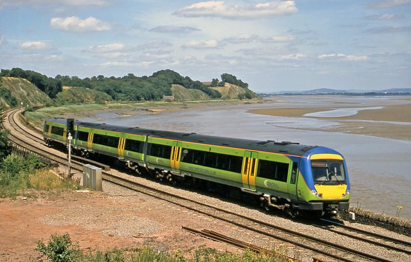 170634, Nottingham-Cardiff Central, Purton, near Lydney, 11-7-03
