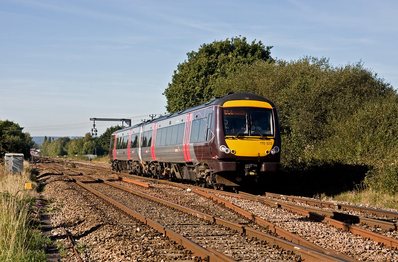 170523, 09.45 Cardiff Central-Nottingham, Lydney Loops, 3-10-16.