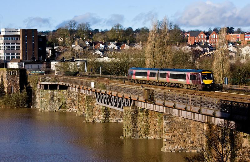 170114, 09.45 Cardiff Central-Nottingham, Newport, 4-2-14.