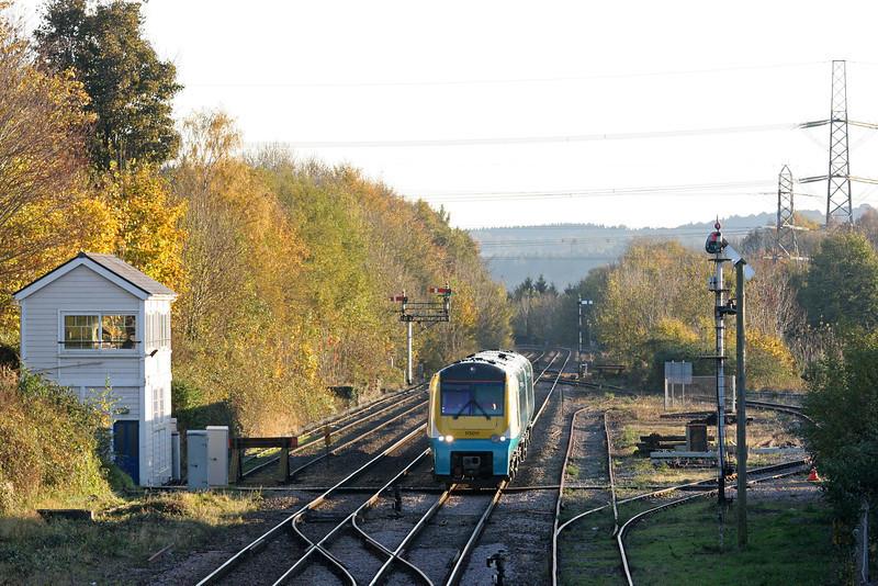 175011, northbound, Abergavenny, 5-11-12.
