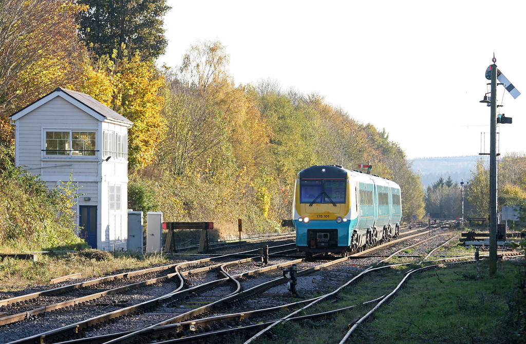 175101, northbound, Abergavenny, 5--11-12.