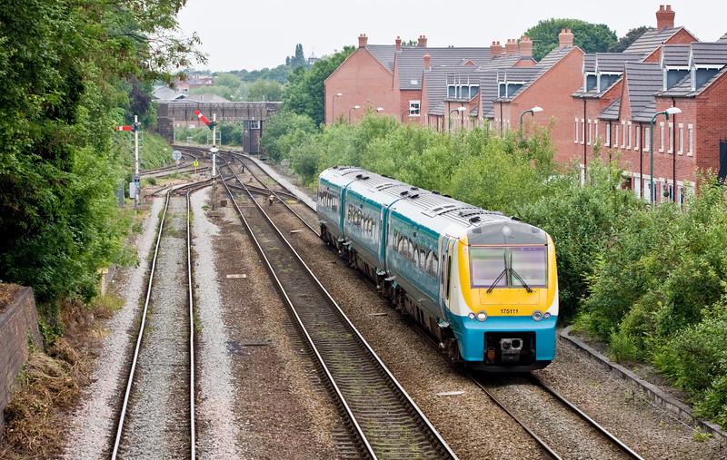 175111, 09.30 Manchester Piccadilly-Carmarthen, Sutton Bridge Junction, Shrewsbury, 31-5-14.