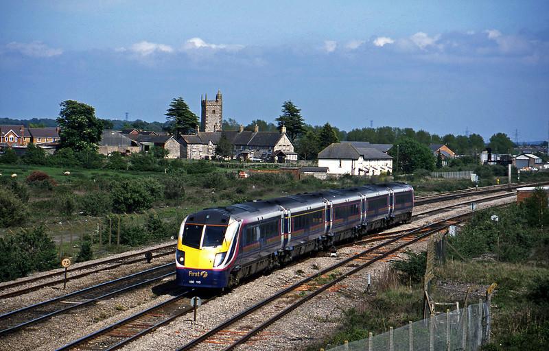 180110, London Paddington-Cardiff Central, Severn Tunnel Junction, 7-5-03.