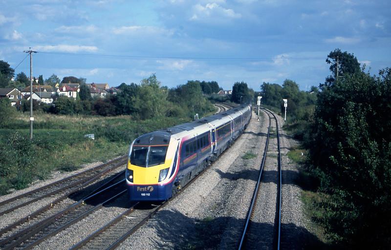 180112/180107, London Paddington-Cardiff Central, Magor, 24-9-02.