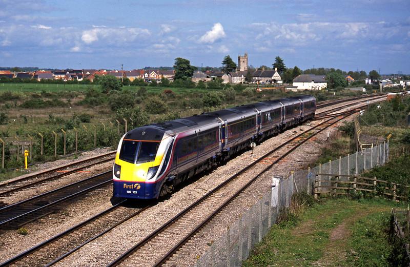 180103, London Paddington-Cardiff Central, Severn Tunnel Junction, 6-5-03.