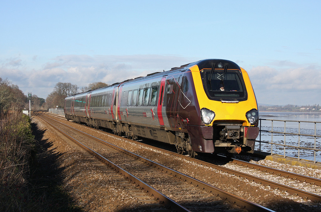 220003, 06.44 Newcastle-Plymouth, Powderham, near Starcross, 11-1-12.