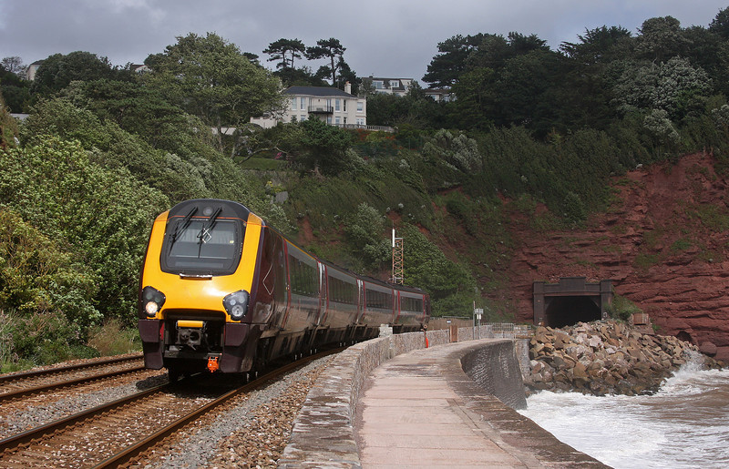 220, westbound, Holcombe, near Teignmouth, 15-8-12.
