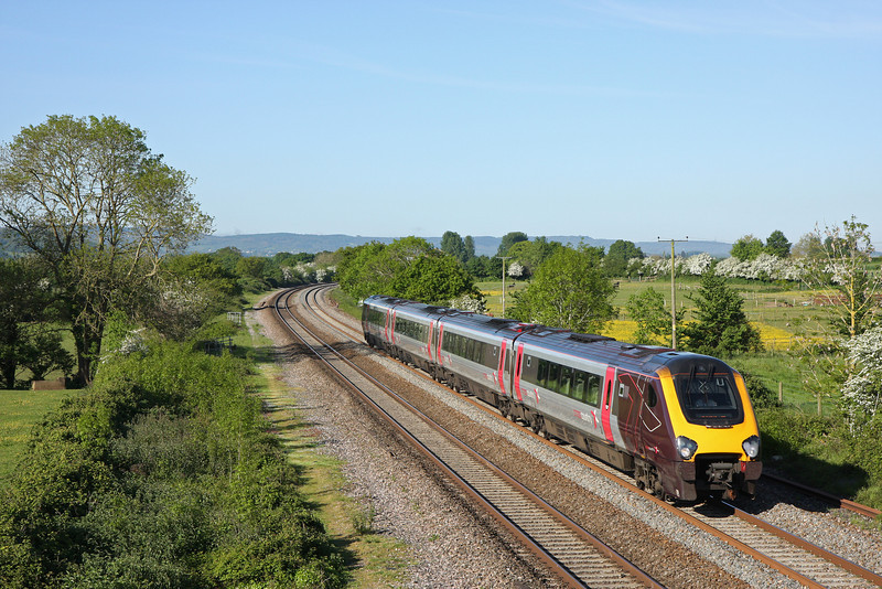 220, 07.02 Paignton-Manchester Piccadilly, Cogload, 14-5-14.