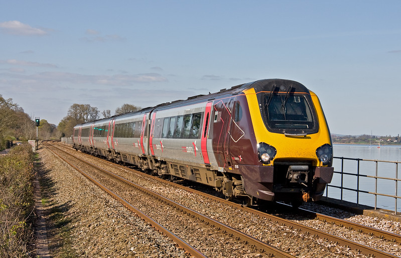221133, 06.32 Dundee-Plymouth, Powderham, near Exeter, 6-4-17.