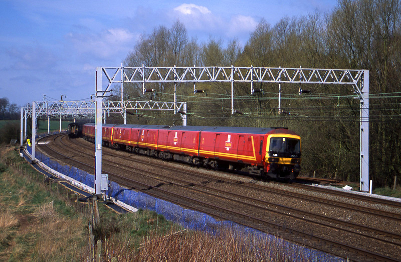 325015, up, Heamies Farm, near Eccleshall, Staffs, 26-3-02.