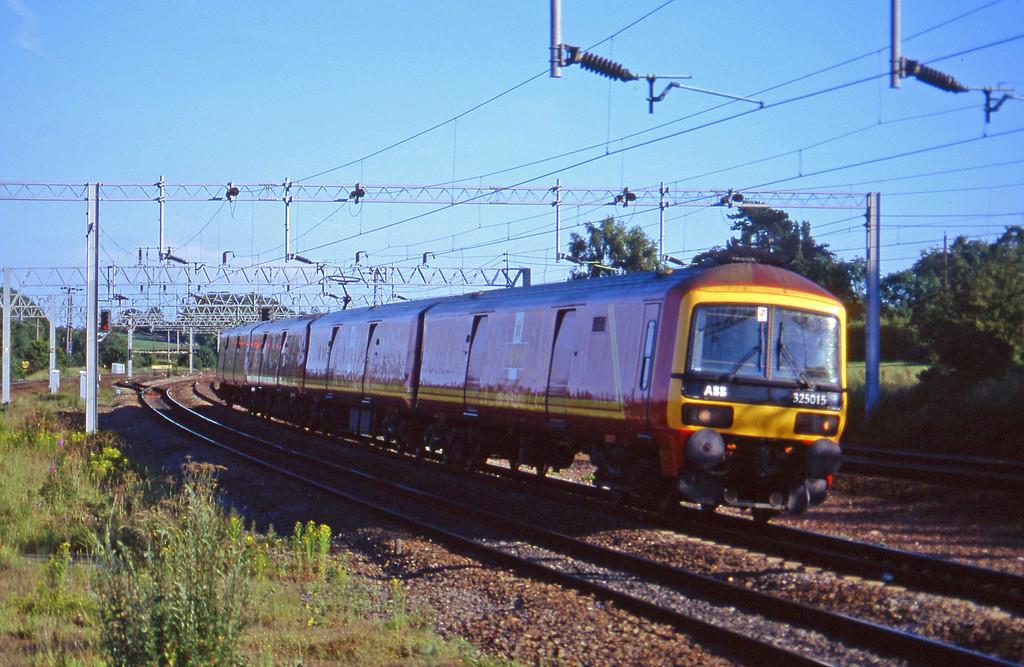 325015, 16.00 London-Glasgow, Norton Bridge, near Stafford, 8-7-97.