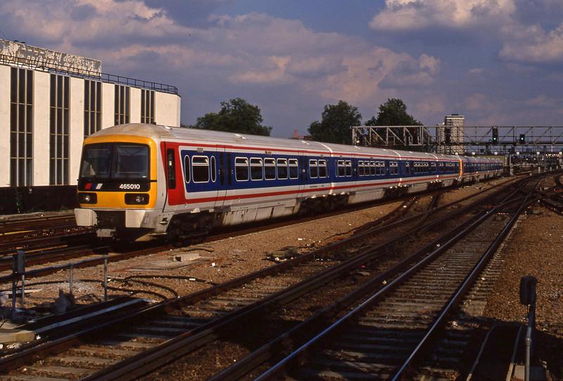 465010, westbound, London Bridge, 7-7-94.